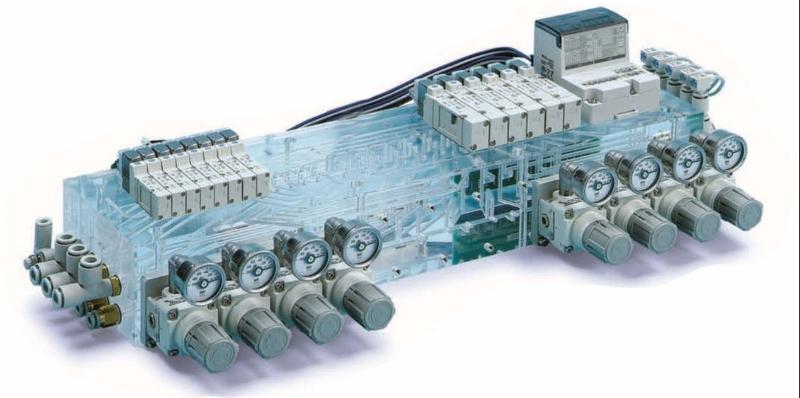 SMC Fluid Control