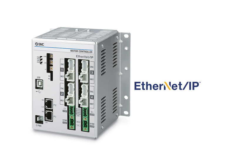 JXC93, EtherNet/IP™