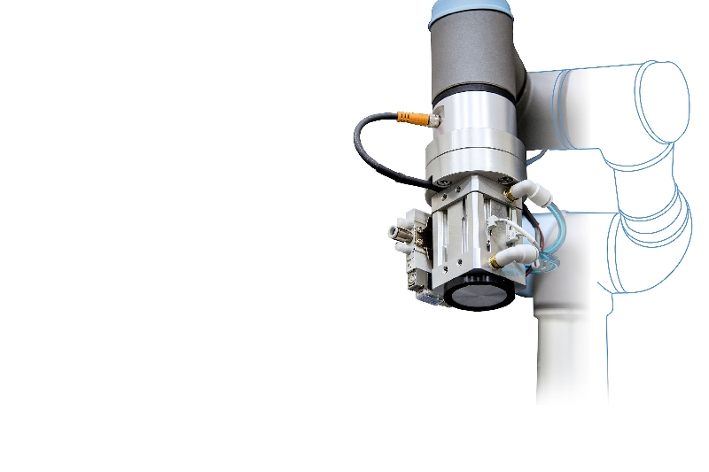 Cobots and end effectors team up for affordable flexible solutions