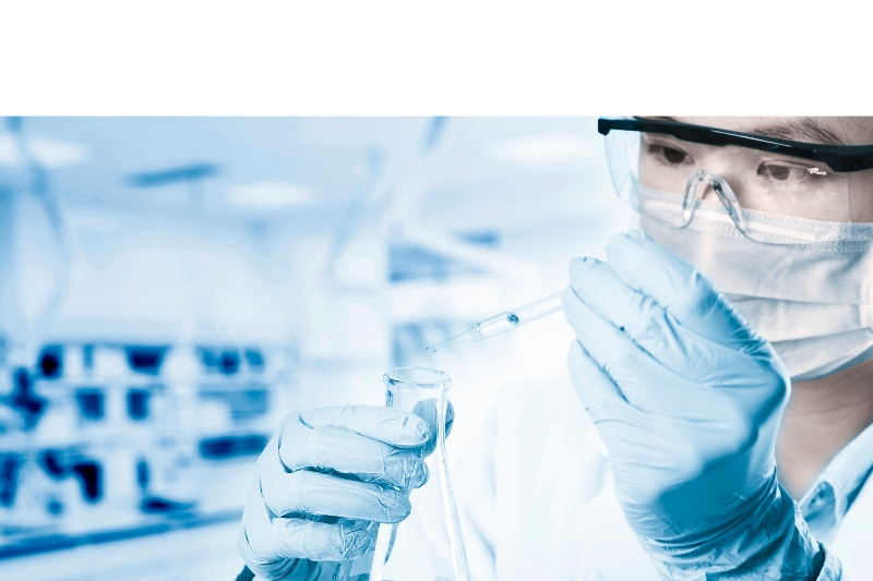 Unsere Expertise in der Life Science Industrie