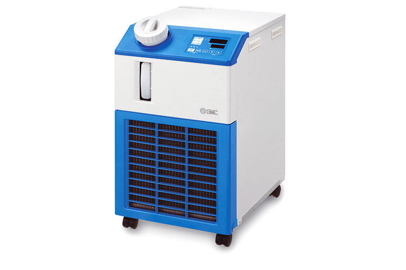 Thermo-chiller compatto