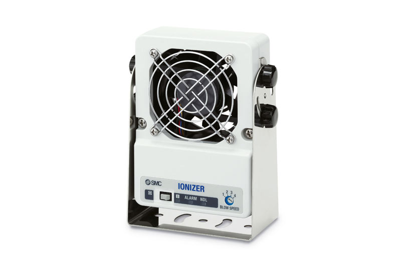 Fan type ionizer