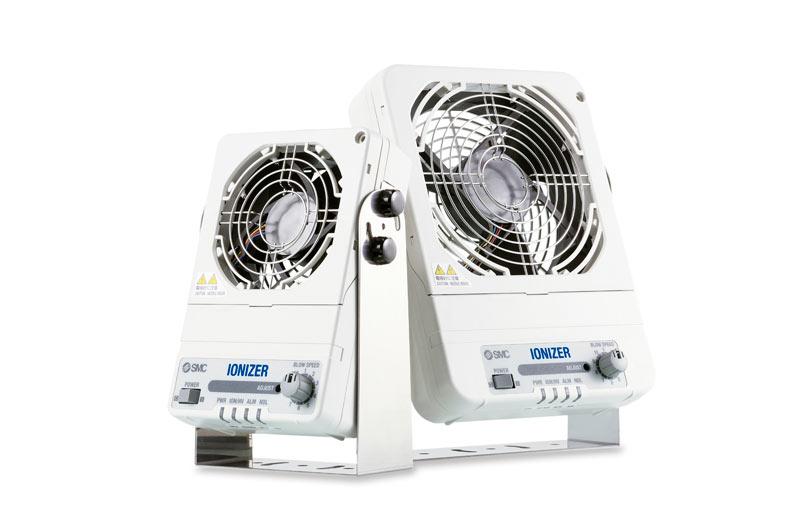 Нейтрализаторы статического электричества вентиляторного типа