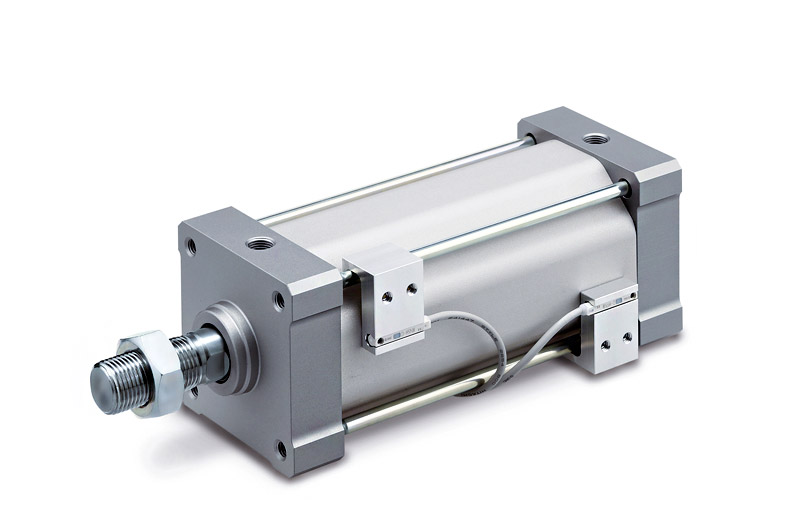 MB-X3155, Air Cylinder / Compact Type