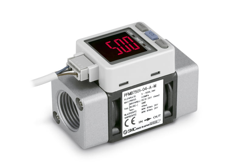 Digital flow switch, PFMB Series