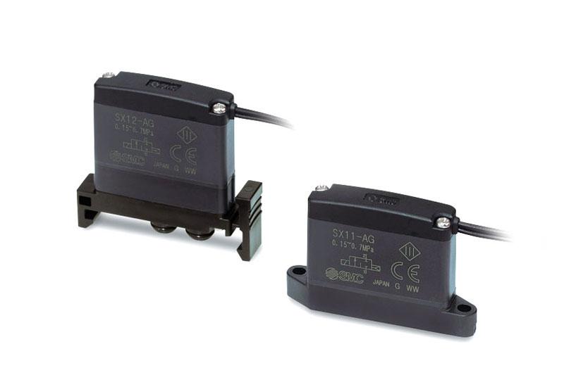 Elektromagneticky ovládany 2/2 ventil, vysoká frekvence spínání