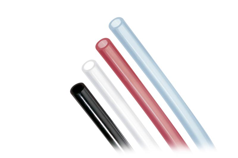 Fluoropolymerová hadice, vysoká chemická a tepelná odolnost