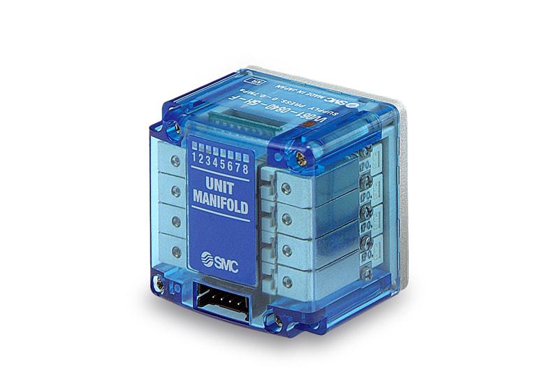 Elektromagneticky ovládány 3/2 ventil