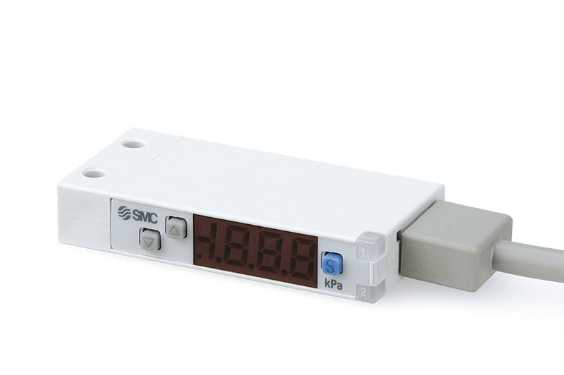 Digital vacuum switch, ZSE1# Series