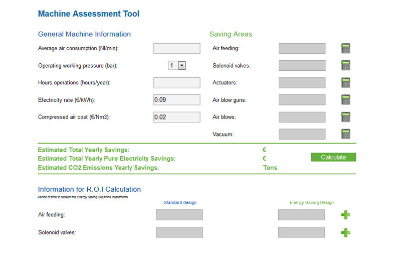 Machine assessment tool