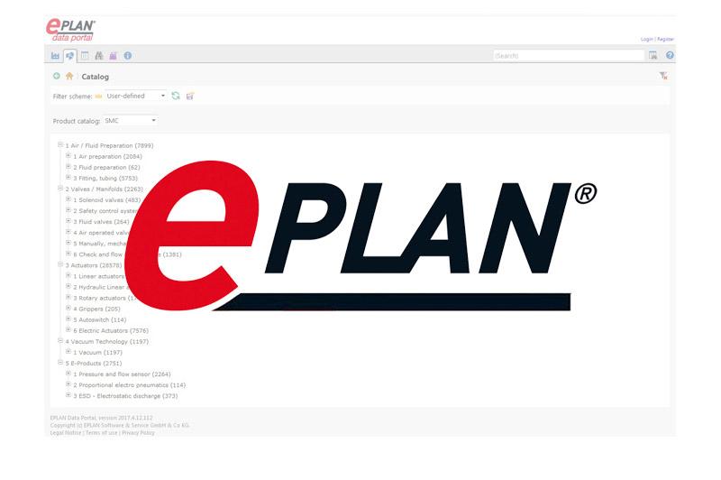 EPLAN knihovna