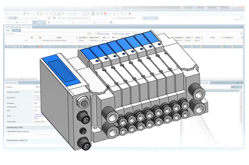 SMC CAD каталог