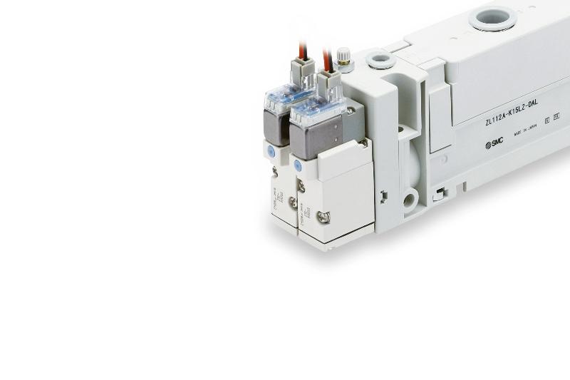 Многоступенчатый эжектор ZL112A
