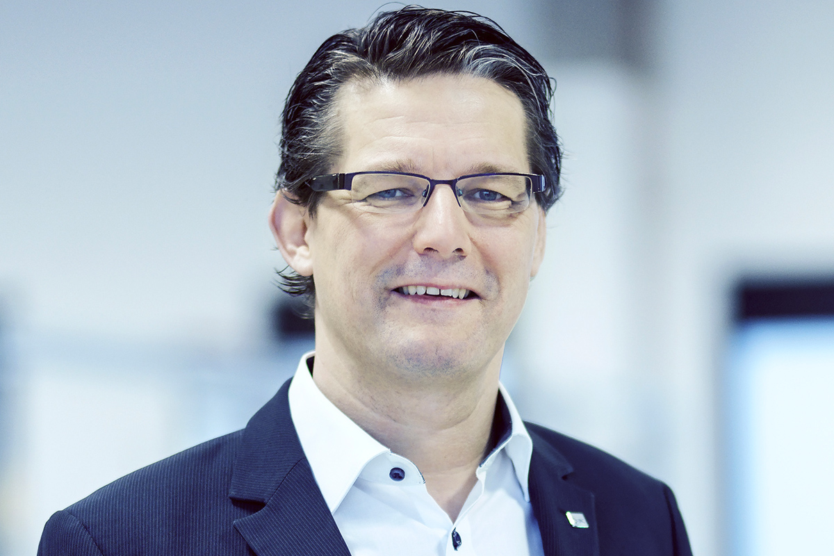 Michael Losert | Industrial Application Centre Coordinator, SMC Germany