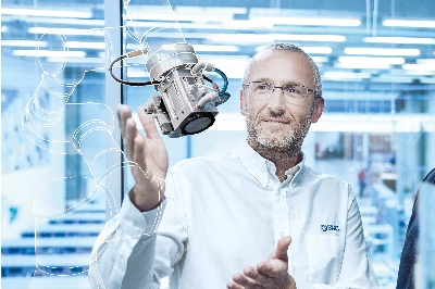 "Produkter til robotics – Lad SMC v?re ""din h?jre h?nd"""
