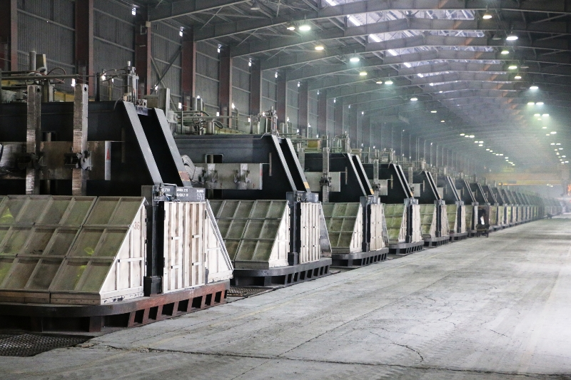 Алюминиевая промышленность