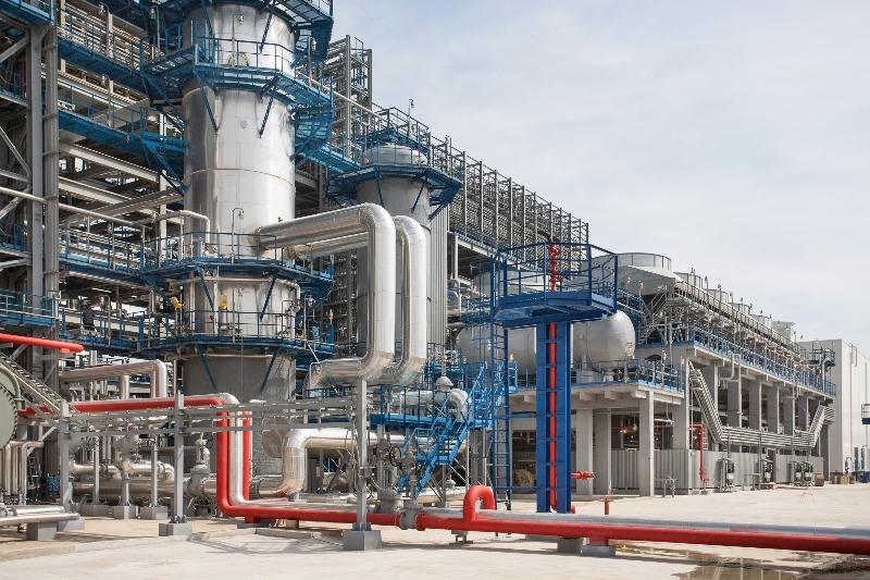 Химическая и нефтегазовая промышленность