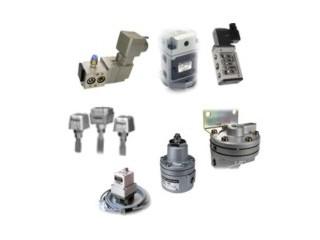 Элементы пневмоуправления приводными устройствами