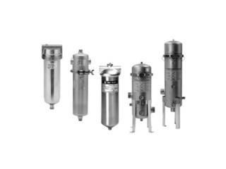 Универсальные промышленные фильтры серии FGA, FGB, FGC, FGD, FGE, FGG