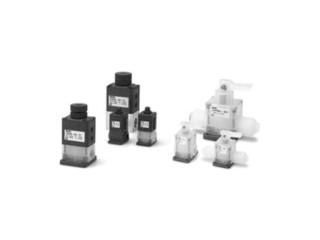 Клапаны для химически активных и особо чистых сред серии LV