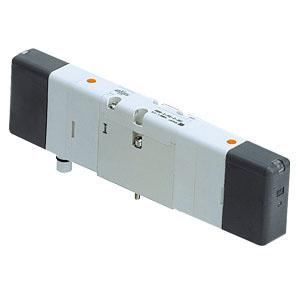 VS*8-2,  ISO 15407-2 Interface Magnetventil, Größe 18 mm