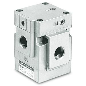 VGA342, Vzduchem ovládaný 3/2 ventil