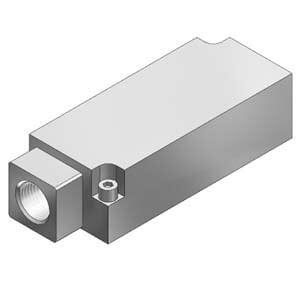 VVFS5000-P, Mezikus pro individuální přívod vzduchu, pro VFS5000