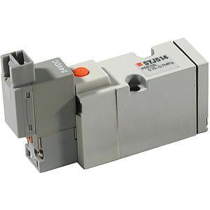 SYJ500, Elektromagnetický nepřímo ovládaný 3/2 ventil, všechna provedení