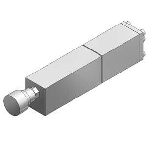 ARBYJ7000-00-P, Vestavěný regulátor tlaku pro SYJ7000