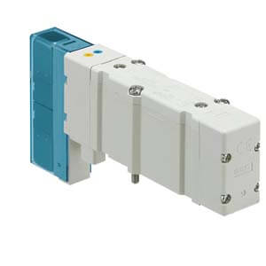 SY7000, 5 Port Solenoid Valve, All Types - New Style