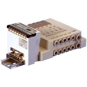 SS5X3-45S*, 3000 Series, Stacking Manifold, Serial Interface Unit
