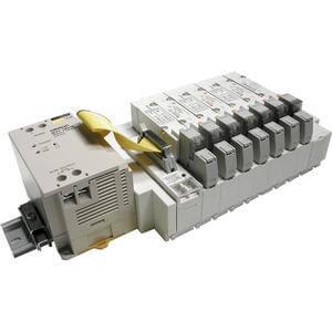SS5X5-45S3, Serie 5000 Mehrfachanschlussplatte Kassettenversion, SI-Einheit mit  Omron G71-OD16