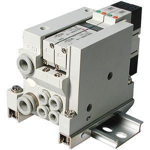 VV5Q11-L, řada 1000, Vícenásobná připojovací deska - interní prodrátování, vodiče
