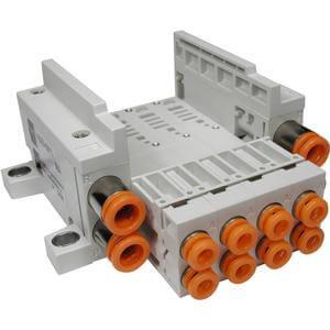 VV5Q05-C, 0000 Series, Base Mounted Manifold, Connector Kit