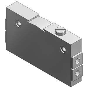 VQ1000-FPG, Blok se zpětnými ventily, pro VQ(C/Z)1000 / 0000
