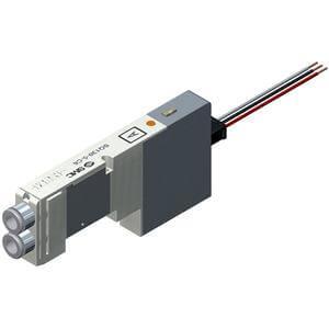 SQ2*4*, Serie 2000, 5/2-, 5/3-, 2x3/2-Wege-Elektromagnetventil, mit externer Verdrahtung (neue Version)