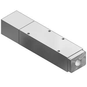 VVQ5000-P-1, Individuelle Versorgung für VQ5000, Intern verdrahtet
