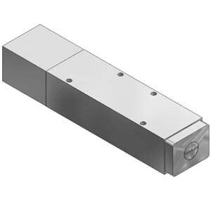 VVQ5000-37A-1, Mezikus pro uzavření přívodu vzduchu, pro VQ5000, interní prodrátování