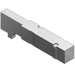 SV2000-67-1A, Blindplatteneinheit für SV2000