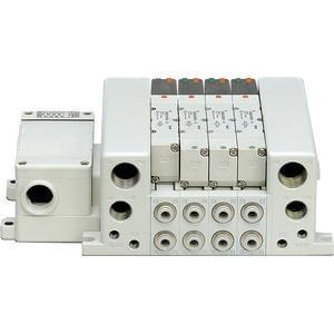 56-VV5QC21-T, řada 2000, Vícenásobná připojovací deska - interní prodrátování, svorkovnice, ATEX Kategorie 3