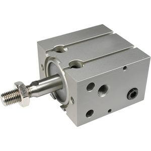 C(D)U, cilindro a montaggio universale, semplice effetto