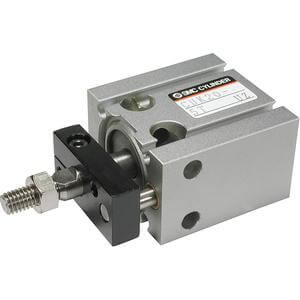 C(D)UK, cilindro a montaggio universale, antirotazione, semplice effetto