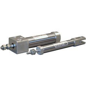 C(D)M2RK-Z, Druckluftzylinder, verdrehgesichert, doppeltwirkend, Direktmontage