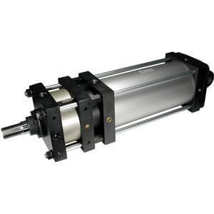 C(D)L1, Lock-up Cylinder, Double Acting, Single Rod