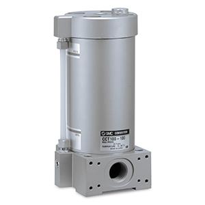 CCT, Pneumaticko-hydraulický převodník