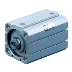 55-C(D)55-X1439, Compact Cylinder ISO Standard (ISO 21287), Auto Switch Mounting Groove: T-slot Type, ATEX category 2 - II 2GDc
