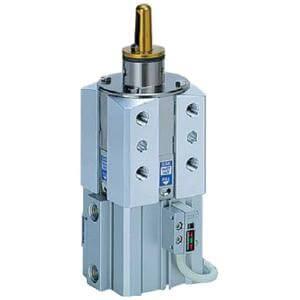 C(L)KQG*50, Zentrier- und Klemmzylinder, Eingebauter Standard-Magnetring