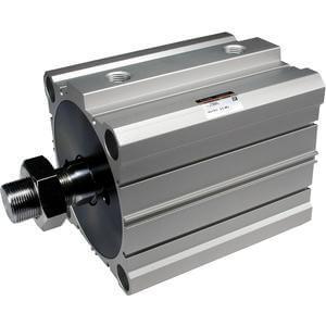 CHQ, Kompaktausführung, Niederdruckhydraulikzylinder, doppelt wirkend, Standard-Kolbenstange