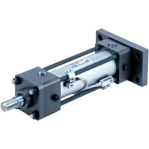 CH(D)2, JIS Hydraulic Cylinder, Double Acting, Single Rod