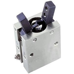 MHC2, Pneumatischer Winkel-Greifer, Standardausführung